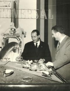 Bartali e fratelli Pietra - Universal