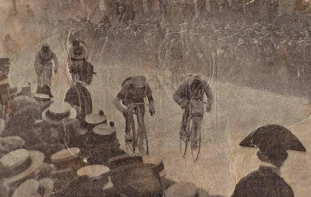 Carlo Galetti - il ciclismo di una volta