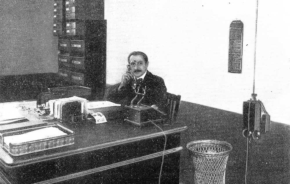 Carlo Galetti l'imprenditore